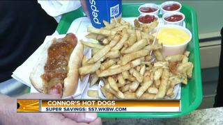 70 years Of Deliciousness At Connor's Hot Dogs!