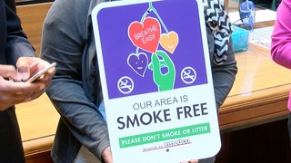 Buffalo Common Council passes park smoking ban