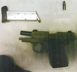 Handgun found in carry-on at Buffalo Airport