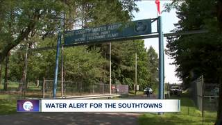 Water restrictions lifted for Southtowns