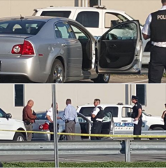 NF Police investigate body found in trunk