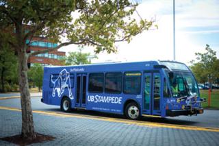 UB changes bus schedule