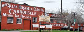 Herschell Carrousel Museum celebrates STEM week