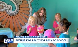Back to school advice from a teacher