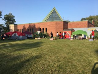 Boy Scouts adds Girl Scouts to annual camping
