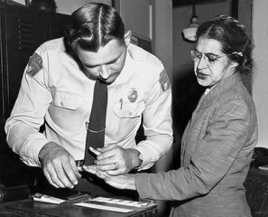 Rosa Parks' house may be returned to US