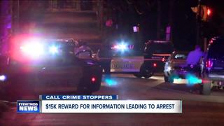 Crime Stoppers offers $15K reward