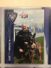 NFTA Police dog passes away Friday