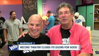 Historic Record Theatre closes after 41 years