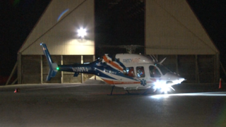 Mercy Flight takes young boy from serious crash