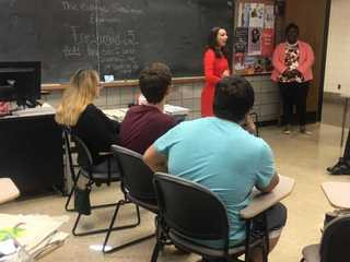 Local group mixes creativity with college prep