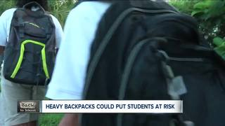 Beware of the backpack blues