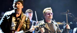 Traffic notes if you're headed to the U2 concert
