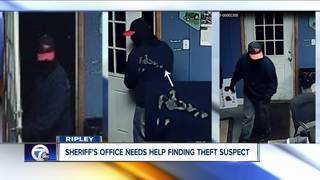Man stole from Ripley winery