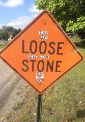 Highway sign: