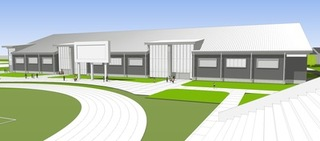 UB moves ahead with on-campus fieldhouse