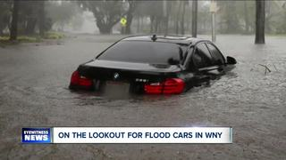 Cuomo: look out for flood damaged cars in NYS