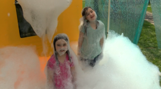 Buffalo Museum of Science holds Bubblefest