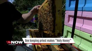 Priest's side job has people buzzing