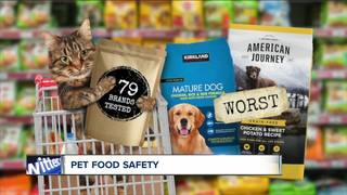 Toxins in your pet's food?