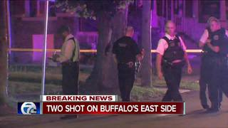 Buffalo Police investigate double shooting