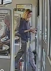 Police search for burglary suspect