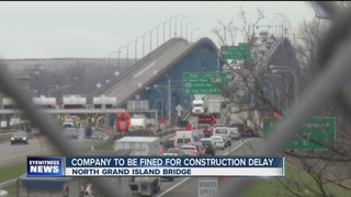 Part of North Grand Island Bridge closing Friday