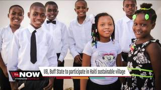 UB, Buff State to help develop Haitian community