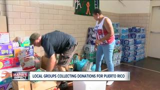 WNY groups collecting donations for Puerto Rico