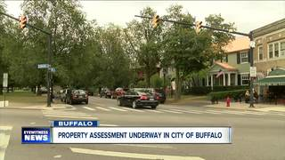 Buffalo begins property reassessment