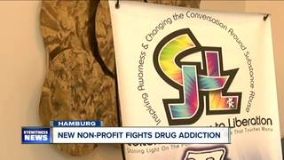 Mother starts non-profit to help stop addiction