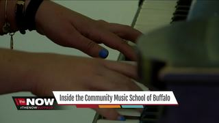 Buffalo school using music in a variety of ways