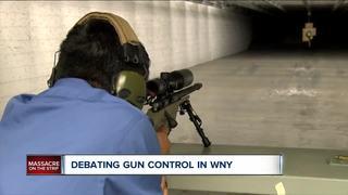 New York gun laws do not allow 'bump stocks'