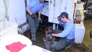 Best ways to prevent flooding during heavy rains