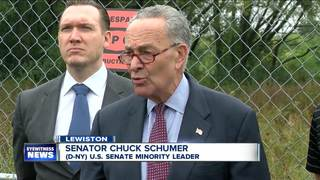 Schumer wants EPA to finish cleanup in Lewiston