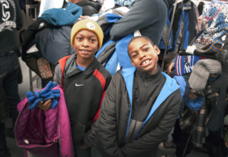 Donate coats for WNY kids