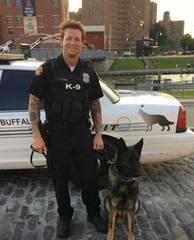 Petition to rename dog park for Officer Lehner