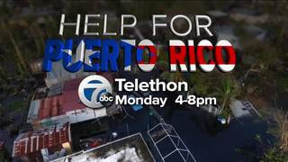 7 ABC to hold telethon for Puerto Rico Monday
