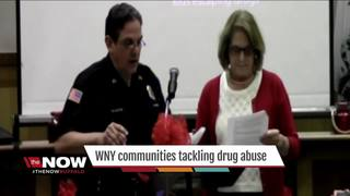 Fighting opioid epidemic: 'It Takes A Community'