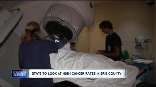 State to examine high cancer rates in Erie Co.