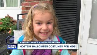 What's hot and what's not in kids costumes