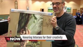 Festival celebrates the creativity of Veterans