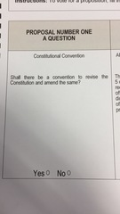 What a Constitutional Convention means for NYS