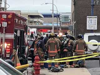 Hazmat situation in Buffalo cleared