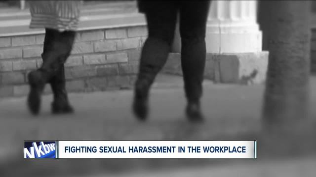 Two types of sexual harassment quid pro quo on the radio