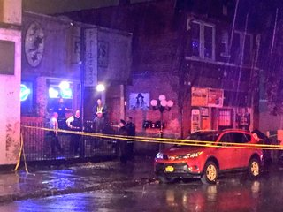 Fight leads to shooting outside Allen Street bar