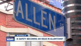 Violence in Allentown prompts concern