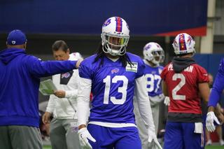 Joe B: 5 Buffalo Bills practice notes