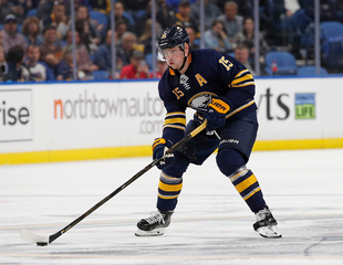 5 Observations: Sabres top Capitals 3-1