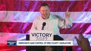 Democrats regain control of Erie County Legislat